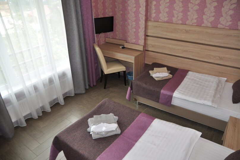 Семейный 2-х комнатный 4-х местный номер, Таврическая улица, 27, Ялта - Фотография 13