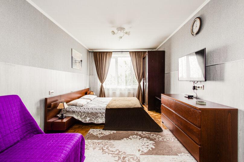 1-комн. квартира, 38 кв.м. на 5 человек, Дмитровское шоссе, 43к1, Москва - Фотография 2