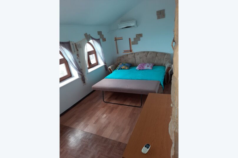 Двухместная комната (эконом), переулок Щепкина, 8, Алупка - Фотография 1
