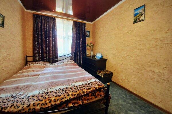 2-комн. квартира, 52 кв.м. на 6 человек, Виноградная улица, 6, Морское - Фотография 1