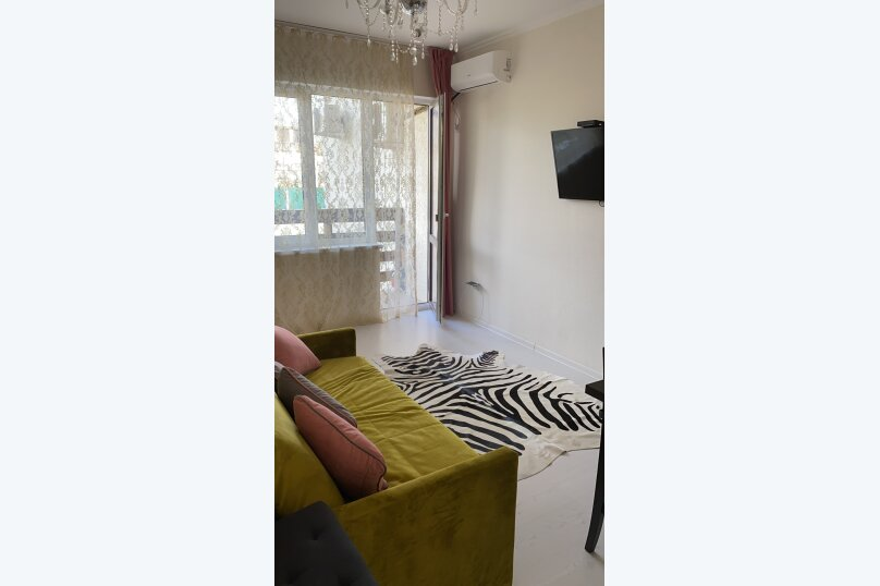 1-комн. квартира, 31 кв.м. на 4 человека, улица Лукоморья, 1к2, село Сукко - Фотография 21