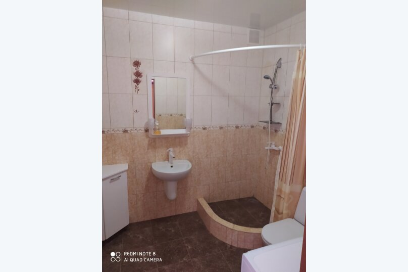 1-комн. квартира, 22 кв.м. на 4 человека, Сигнальная улица, 30Ас8, Черноморское - Фотография 12