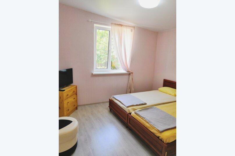 Дом, 43 кв.м. на 2 человека, 1 спальня, улица Руденко, 20А, село Стерегущее - Фотография 1