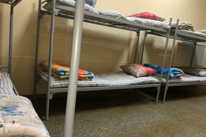 Спальное место в женском номере на 10 человек, Измайловское шоссе, 57, Москва - Фотография 1