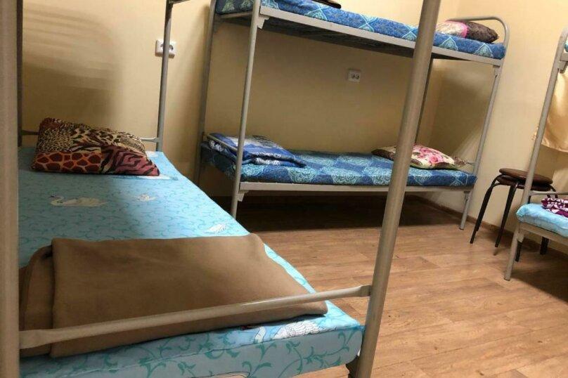 Спальное место в мужском номере на 6 человек, Измайловское шоссе, 57, Москва - Фотография 1