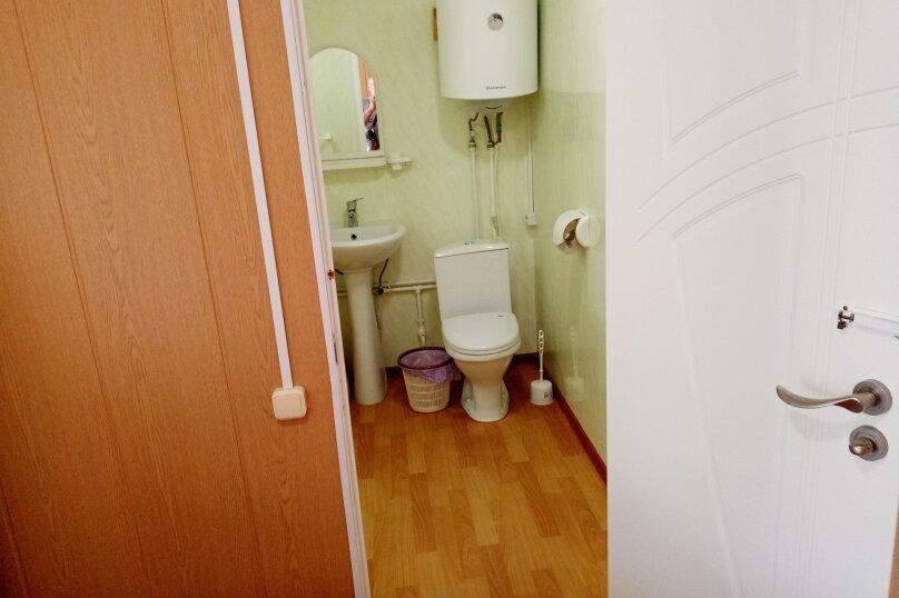 """Гостевой дом """"Азовский"""", Коса Долгая, территория базы отдыха """"Рубин"""" на 8 комнат - Фотография 19"""