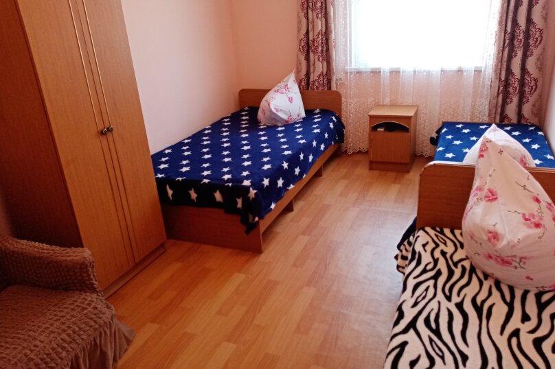 """Гостевой дом """"Азовский"""", Коса Долгая, территория базы отдыха """"Рубин"""" на 8 комнат - Фотография 40"""