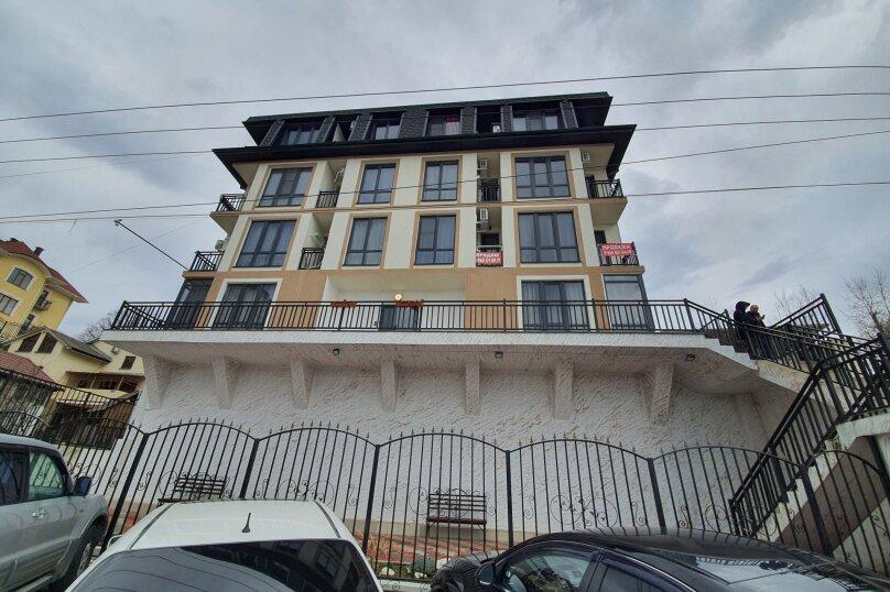 1-комн. квартира, 25 кв.м. на 2 человека, Троицкая улица, 94, Адлер - Фотография 12