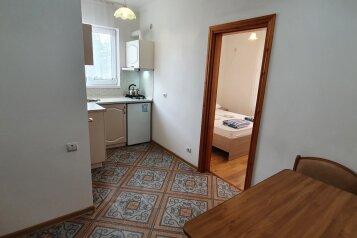 1-комн. квартира, 26 кв.м. на 3 человека, Красноармейская улица, 72, Витязево - Фотография 1