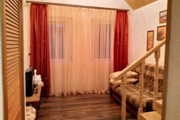 Домик рядом с Дюльбером, 40 кв.м. на 4 человека, 1 спальня