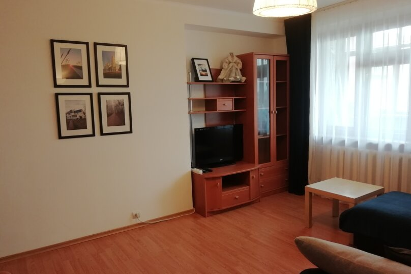 1-комн. квартира, 35 кв.м. на 4 человека, улица Кирова, 12, Тула - Фотография 2