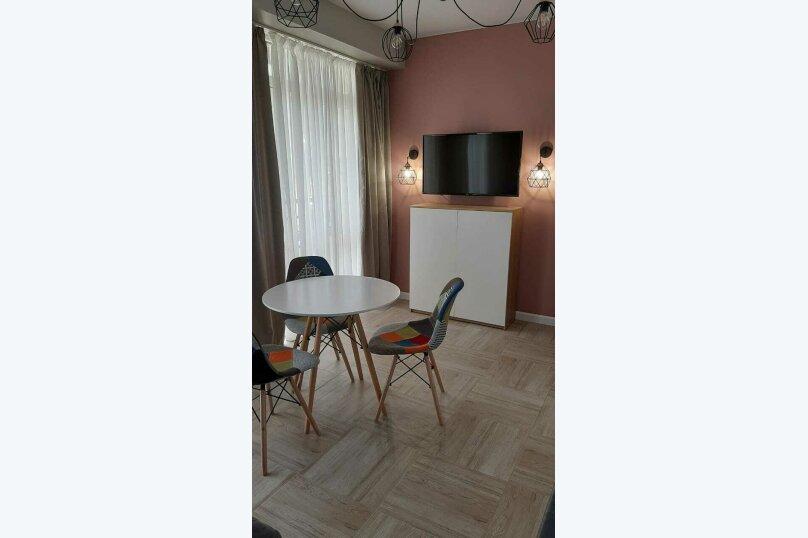 1-комн. квартира, 20 кв.м. на 3 человека, Нагорный тупик, 13В, Адлер - Фотография 12