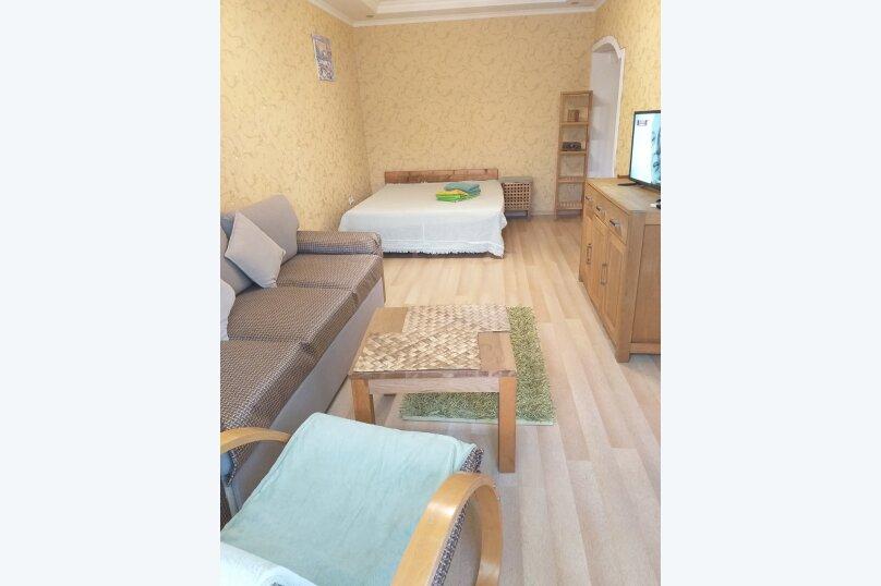 1-комн. квартира, 36 кв.м. на 3 человека, Киевский переулок, 14, Ялта - Фотография 2