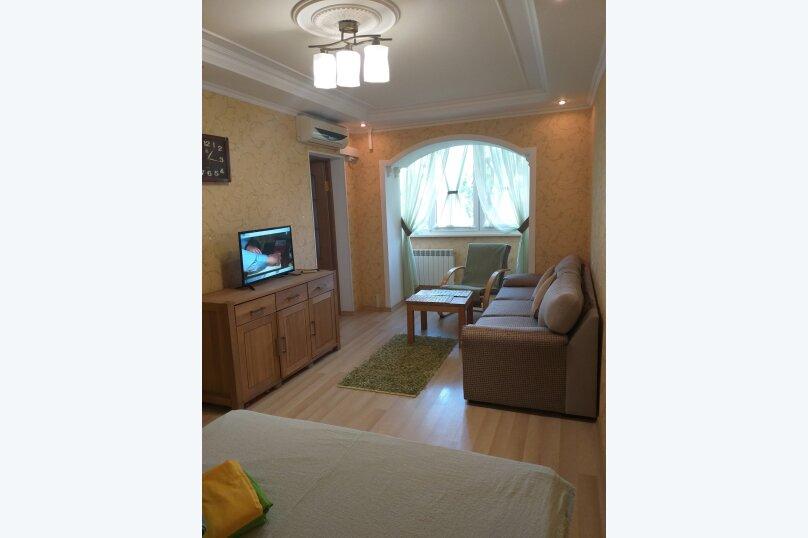1-комн. квартира, 36 кв.м. на 3 человека, Киевский переулок, 14, Ялта - Фотография 4
