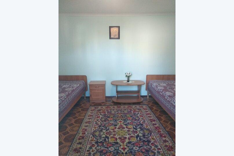 2-х или 3-х мест.разд. кровати Зеленая первыя эконом, Юго-Западный, 7, Судак - Фотография 1