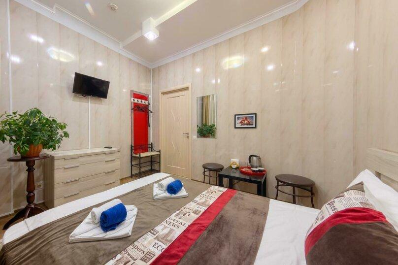 """Мини-отель """"Алые Паруса"""", проспект Римского-Корсакова, 1 на 4 номера - Фотография 2"""
