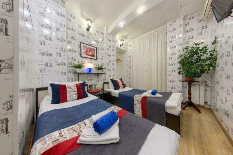 """Мини-отель """"Алые Паруса"""", проспект Римского-Корсакова, 1 на 4 номера - Фотография 22"""