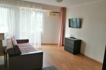 1-комн. квартира, 40 кв.м. на 4 человека, Платановая , 15А, Хоста - Фотография 1