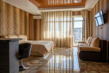 1-комн. квартира, 51 кв.м. на 4 человека, улица Руданского, 8, Ялта - Фотография 1