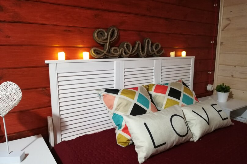 Дом LOVE, 18 кв.м. на 3 человека, 1 спальня, улица Гулаева, 14А, Джемете - Фотография 1
