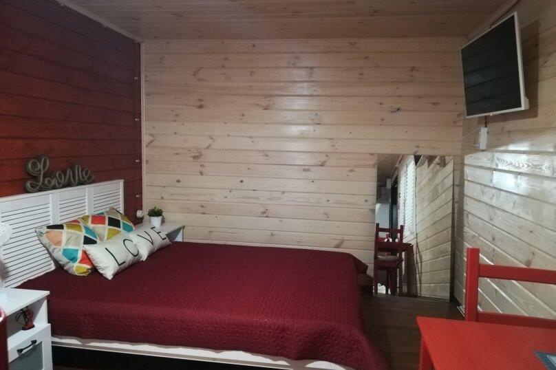 Дом LOVE, 18 кв.м. на 3 человека, 1 спальня, улица Гулаева, 14А, Джемете - Фотография 3