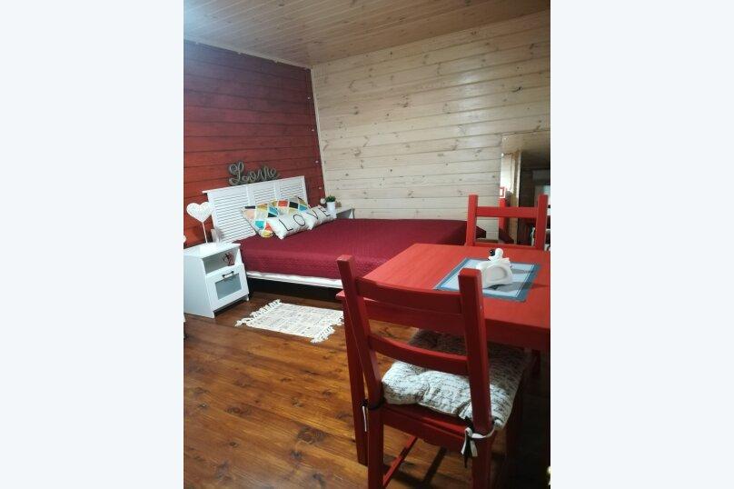 Дом LOVE, 18 кв.м. на 3 человека, 1 спальня, улица Гулаева, 14А, Джемете - Фотография 5