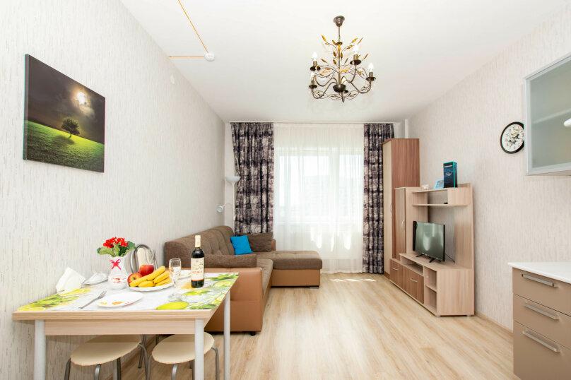 2-комн. квартира, 50 кв.м. на 5 человек, улица Революции, 48А, Пермь - Фотография 2