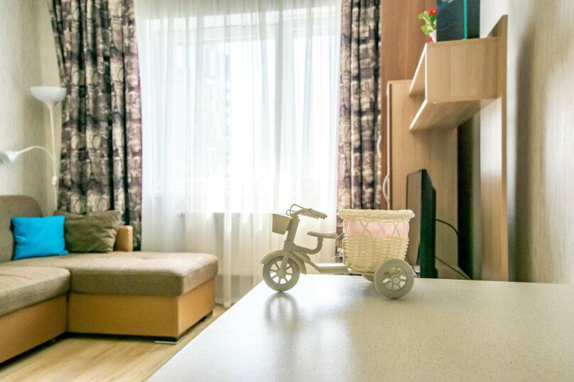 2-комн. квартира, 50 кв.м. на 5 человек, улица Революции, 48А, Пермь - Фотография 10