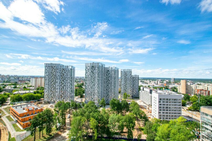 2-комн. квартира, 50 кв.м. на 5 человек, улица Революции, 48А, Пермь - Фотография 12