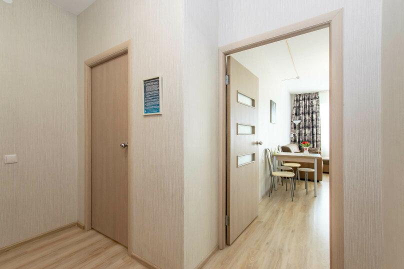 2-комн. квартира, 50 кв.м. на 5 человек, улица Революции, 48А, Пермь - Фотография 20