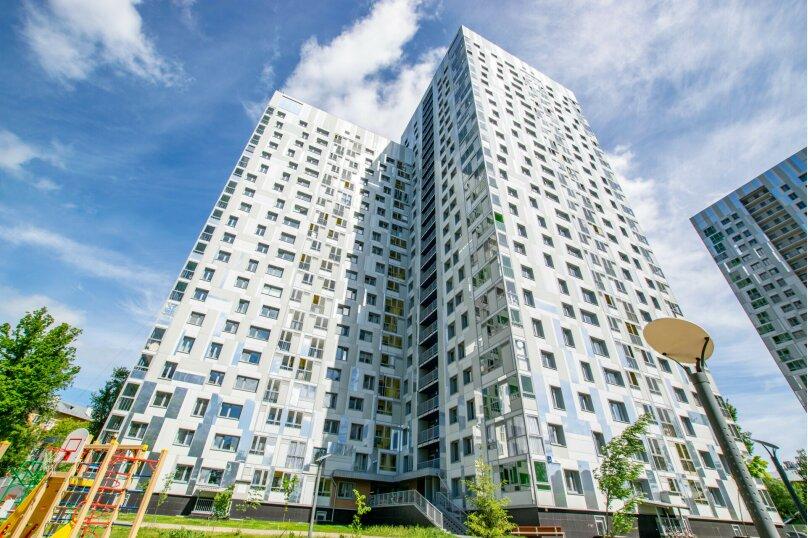 2-комн. квартира, 50 кв.м. на 5 человек, улица Революции, 48А, Пермь - Фотография 24