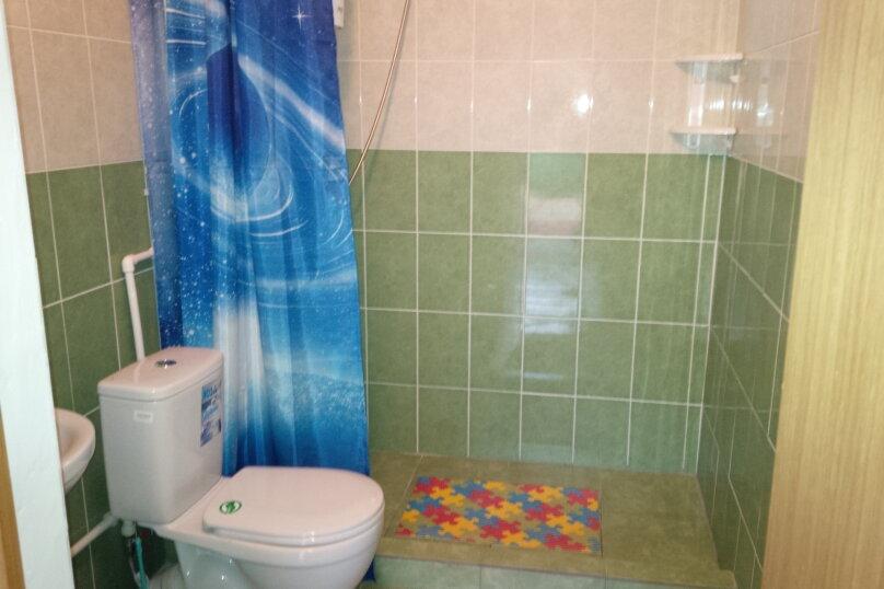 Дом, 25 кв.м. на 4 человека, 1 спальня, улица Чапаева, 18, Должанская - Фотография 14