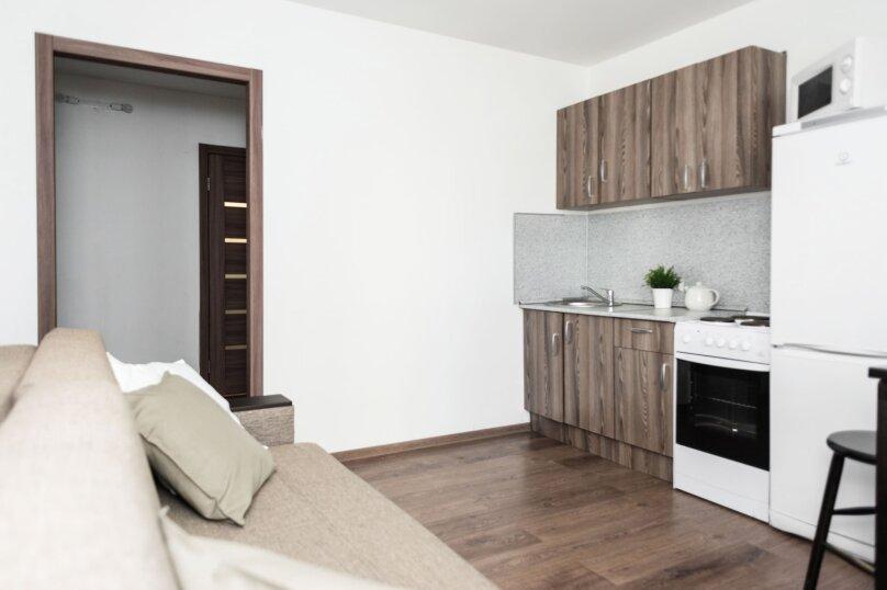 2-комн. квартира, 66 кв.м. на 10 человек, Трамвайный переулок, 2к1, Екатеринбург - Фотография 12