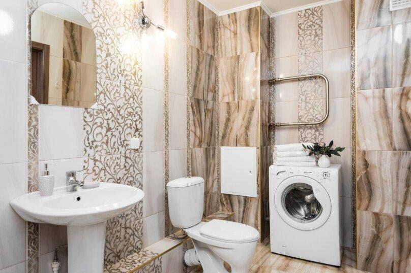 2-комн. квартира, 66 кв.м. на 10 человек, Трамвайный переулок, 2к1, Екатеринбург - Фотография 13
