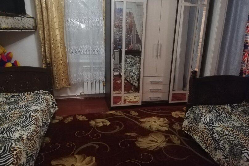 Дом на Азовском море!, 64 кв.м. на 6 человек, 3 спальни, Октябрьская, 112, Должанская - Фотография 12