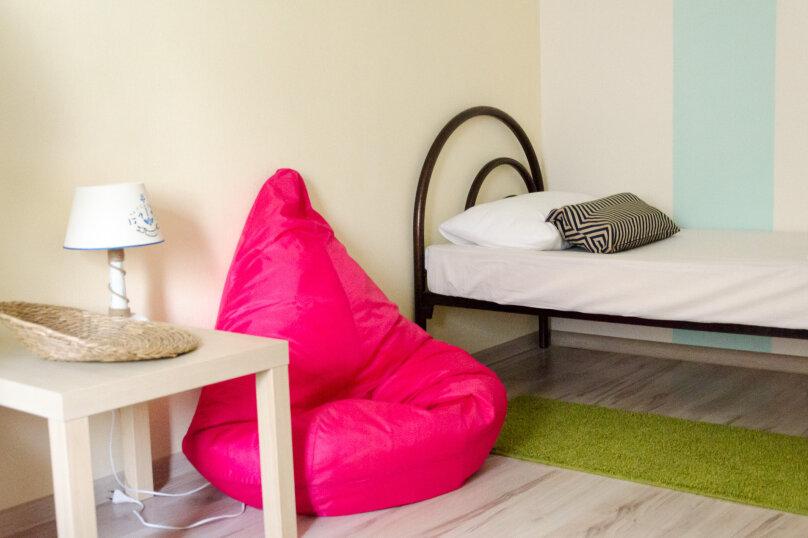 Двухместный номер с раздельными кроватями, улица Ленина, 31А, Дивноморское - Фотография 3