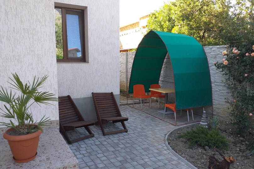 Коктебель Дом, 70 кв.м. на 5 человек, 1 спальня, улица Шершнёва, 43, Коктебель - Фотография 13