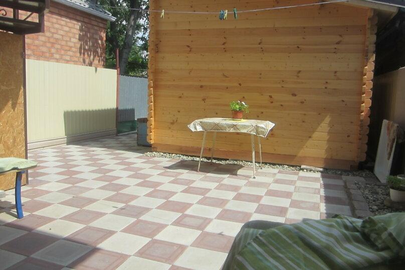 Домик для отдыха, 30 кв.м. на 4 человека, 1 спальня, улица Энгельса, 102, Ейск - Фотография 11