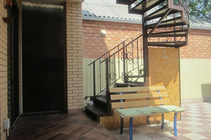 Домик для отдыха, 30 кв.м. на 4 человека, 1 спальня, улица Энгельса, 102, Ейск - Фотография 12