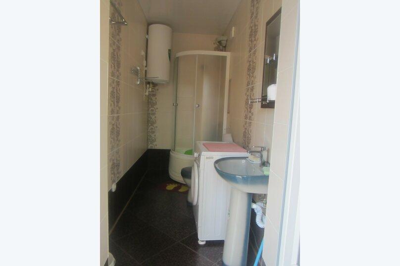 Домик для отдыха, 30 кв.м. на 4 человека, 1 спальня, улица Энгельса, 102, Ейск - Фотография 13