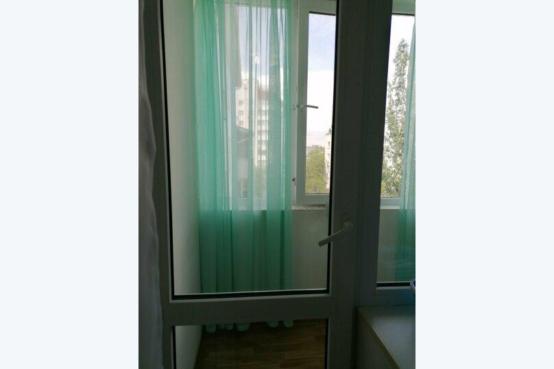 1-комн. квартира, 38 кв.м. на 3 человека, бульвар Старшинова, ,  8а, Динамо, Феодосия - Фотография 18
