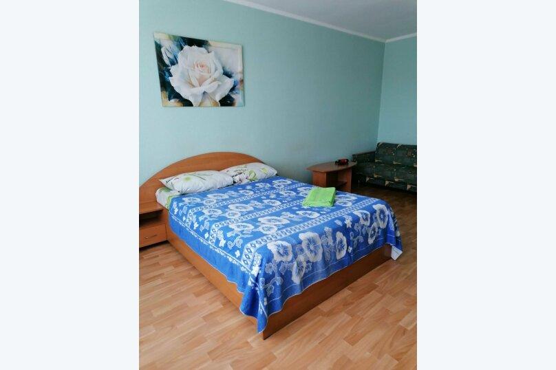 1-комн. квартира, 38 кв.м. на 3 человека, бульвар Старшинова, ,  8а, Динамо, Феодосия - Фотография 23