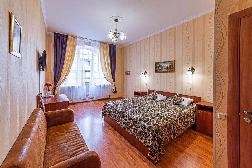 Номер с балконом с 1 или 2 кроватями, улица Некрасова, 58, 6 этаж, Санкт-Петербург - Фотография 1