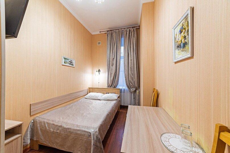 Эконом с 1 кроватью и общей ванной комнатой, улица Некрасова, 58, 6 этаж, Санкт-Петербург - Фотография 1