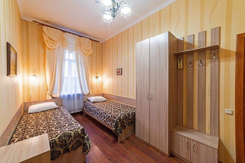 Эконом 1 или 2 кроватями и общей ванной комнатой, улица Некрасова, 58, 6 этаж, Санкт-Петербург - Фотография 1