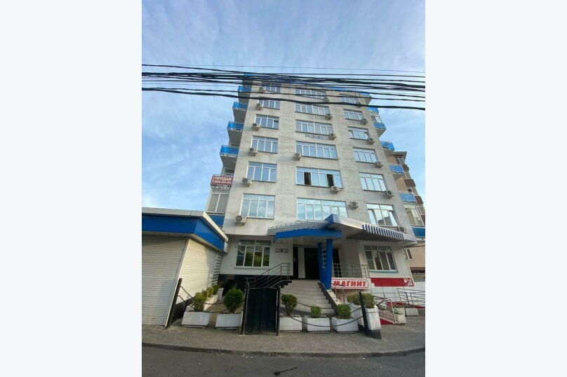 1-комн. квартира, 20 кв.м. на 3 человека, Анапская улица, 19, Сочи - Фотография 1