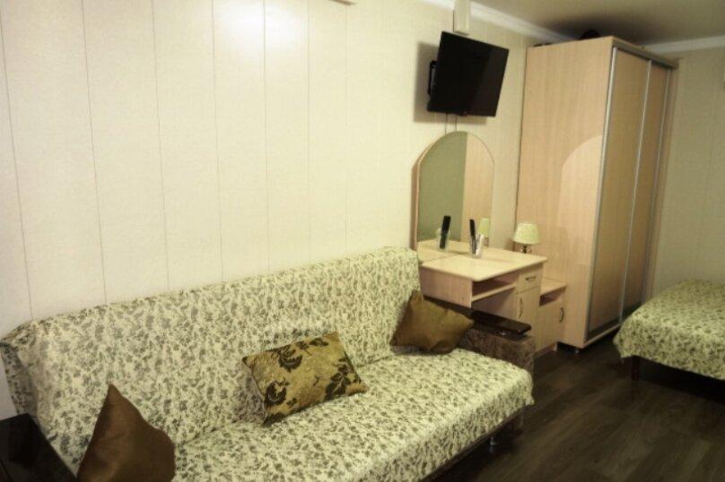 Дом, 48 кв.м. на 8 человек, 2 спальни, Крымская улица, 27, ПК Кавказ, Голубицкая - Фотография 4