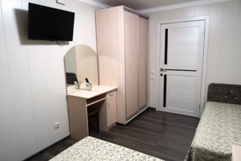 Дом, 48 кв.м. на 8 человек, 2 спальни, Крымская улица, 27, ПК Кавказ, Голубицкая - Фотография 5