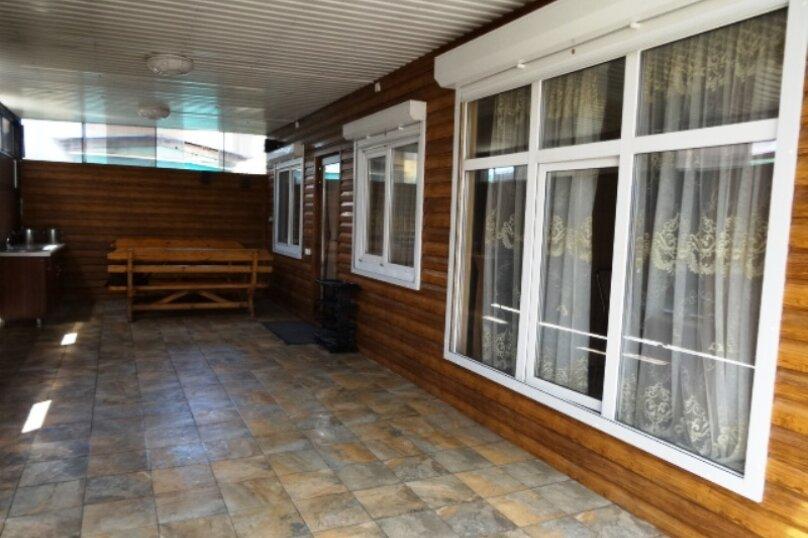 Дом, 48 кв.м. на 8 человек, 2 спальни, Крымская улица, 27, ПК Кавказ, Голубицкая - Фотография 7