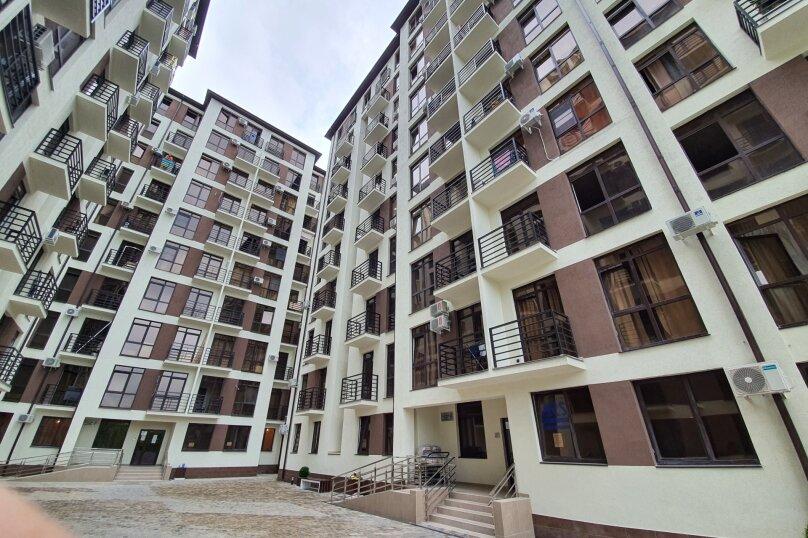 1-комн. квартира, 23 кв.м. на 3 человека, Нагорный тупик, 13В, Адлер - Фотография 3